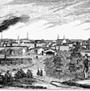 Petersburg, Virginia, 1856 Poster
