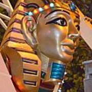 Pharaoh's Canoe Poster