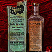 Pharmacy - Cold Remedy Poster