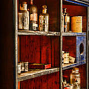 Pharmacy - The Back Room Poster