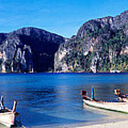 Phi Phi Islands Thailand Poster
