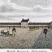 Philadelphia: Barracks Poster