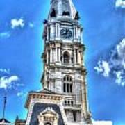 Philadelphia City Hall 1 Poster