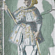Philip IIi 'the Good' (dijon, 1396 Poster