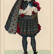 Philippe, Duke Of Orleans  French Poster