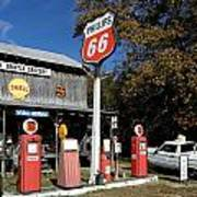 Phillips 66 With The Ranchero Poster