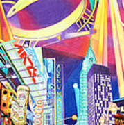 Phish New Years In New York Left Panel Poster