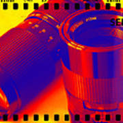 Photographic Lenses Poster
