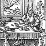 Physician, 1576 Poster