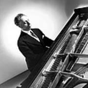 Pianist Artur Rubinstein, 1944 Poster