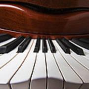 Piano Dreams Poster by Garry Gay