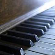 Piano Keys Poster by Jon Neidert