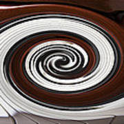 Piano Swirl Poster by Garry Gay