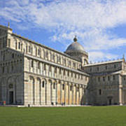 Piazza Del Duomo Pisa Italy  Poster