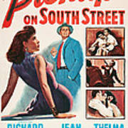 Pickup On South Street, Left Side Poster