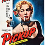 Pickup, Us Poster, Beverly Michaels Poster