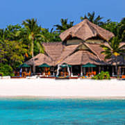 Piece Of Paradise. Maldives Poster