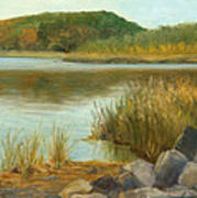 Piermont Shoreline Poster