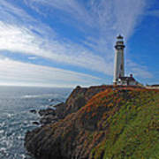 Pigeon Point Lighthouse Poster