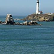 Pigeon Point Lighthouse Near Half Moon Bay-san Francisco Poster