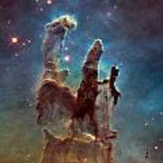 Pillars Of Creation Poster