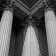 Pillars Of Strength Poster