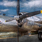 Pilot - Plane - The B-29 Superfortress Poster