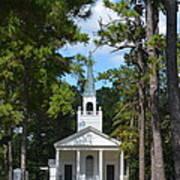 Piney Grove Church Poster
