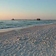 Pink Florida Sands Poster