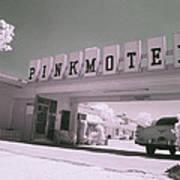 Pink Motel Poster