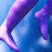 Pink Socks Poster