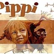 Pippi Longstocking - Fan Version Poster