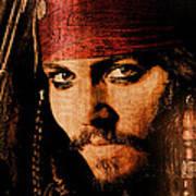 Pirate Life - Rum Sunset Poster