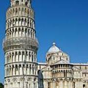 Pisa Italy Poster