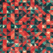 Pixel Art Poster Poster