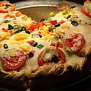 Pizza Pie - 5d20700 Poster