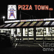 Pizza Town Poster