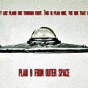 Plan 9 Seinfeld Poster