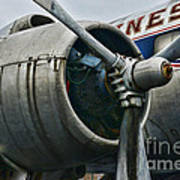 Plane Check Your Engine Poster