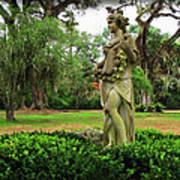 Plantation Garden New Orleans  Poster