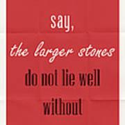 Plato Quote 001 Poster