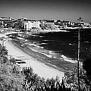Playa Llarga And Cap De Salou Waterfront Properties On The Costa Dorada Catalonia Spain Poster