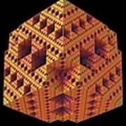 Playing Blocks Poster