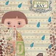 Playing In The Rain Poster