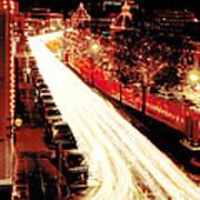 Plaza Christmas - Kansas City Poster