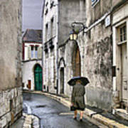 Pluie A Chartres - 1 Poster