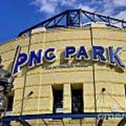 Pnc Park Baseball Stadium Pittsburgh Pennsylvania Poster
