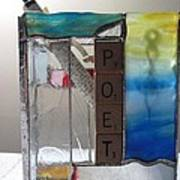 Poet Windowsill Box Poster