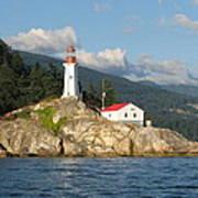 Point Atkinson Lighthouse Poster