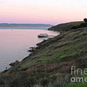 Point Reyes Sunset Poster
